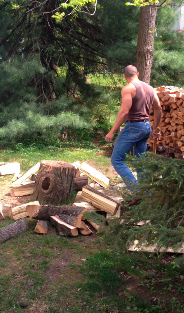 Splitting Logs 2