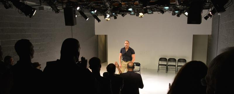 "Opening Night of ""American Moor"" in New York 4/21/15"