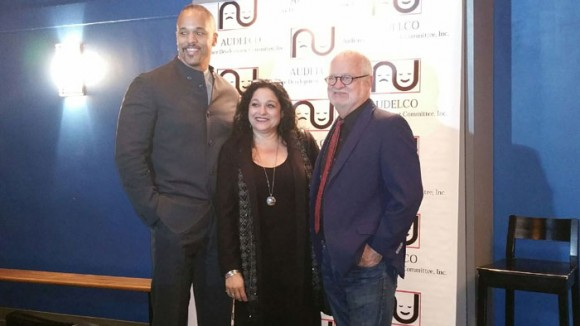 Elise Stone and Craig Smith, producing artistic directors, Phoenix Theatre Ensemble