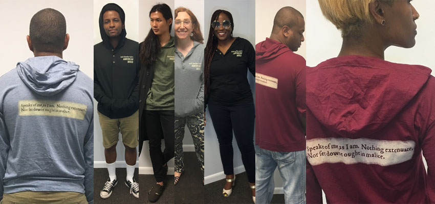 American Moor shirts