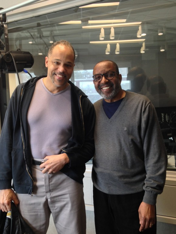 With Kojo Nnamdi, host of The Kojo Nnamdi Show on WAMU Radio