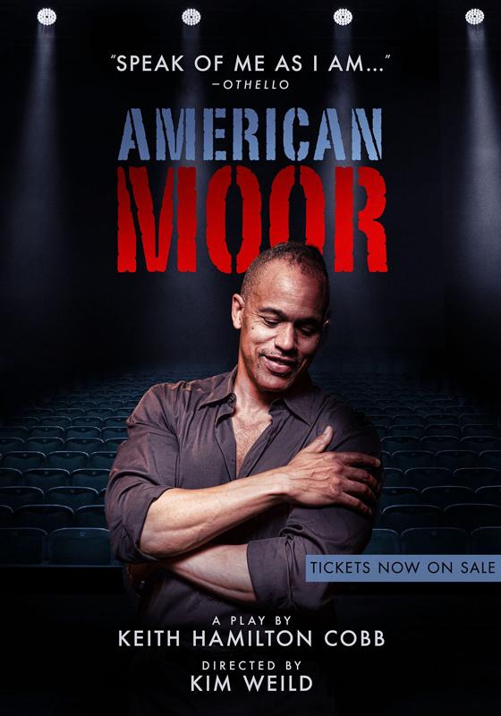 American Moor | Keith Hamilton Cobb